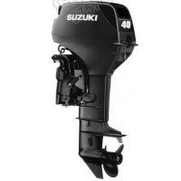 SUZUKI铃木4冲程60马力船外机 铃木舷外机马达 快艇船挂机