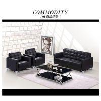 办公沙发,办公家具,真皮沙发,实木框架