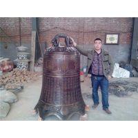 铜钟铸造、博创雕塑(图)、河北铜钟铸造厂