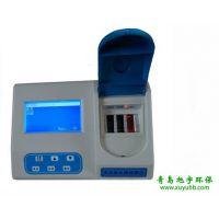 环保局中标产品青岛旭宇DL-300AT型三合一多参数水质检测仪