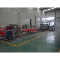塑料板材设备、PC塑料板材设备、塑料板材设备机器、威尔塑料机械