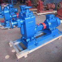 ZW65-65-25高扬程自吸泵 上海盛也卧式排污泵