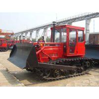 东方红CA702/CA802农用履带式推土机