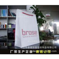 塑料厂生产圣诞透明PP手提袋 PVC礼品袋 外贸服装PP礼品袋