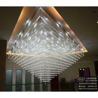 异形工程水晶灯,现代非标水晶吊灯,大堂中庭水晶灯,专业水晶灯定制设计,星级酒店水晶灯,水晶灯制造专家