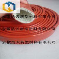 厂家直销 玻璃纤维编制套管 耐高温套管 价格优惠
