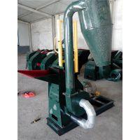 大型锤片式粉碎机专业生产 秸秆木材粉碎机鼎达