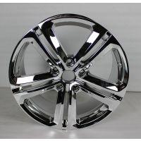 汽车铝合金轮毂划痕修复抛光翻新改色电镀志琦厂家