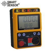 希玛AR4105B高精度接地电阻测试仪电阻仪 数显接地电压测量仪表