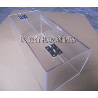 深圳沙井亚克力 各种展示盒子定做工厂