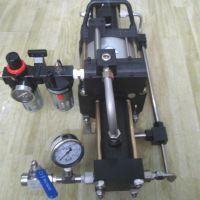 ZTM系列气动增压泵 菲恩特气动气体增压机 不锈钢高压气体增压阀