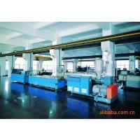 塑料建筑模板挤出机、PVC木塑发泡建筑模板挤出生产线;模板设备