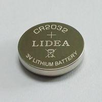 供应LIDEA品牌3V锂锰纽扣电池LITHIUM CELL(CR2032)
