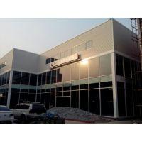 北京供应装配式房屋 型号:H200--500 600--1000 品牌:北京厚德钢构