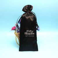 远捷长期供应束口色丁袋 拉绳束口香水色丁袋 绸布头发色丁袋