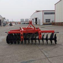 红日机械专业生产优质缺口48片液压缺口牵引圆盘耙