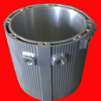 供应电动汽车驱动电机加工水冷铝腔体水冷铝壳焊接定做新能源电机铝壳