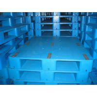 供应滕州塑料托盘 友臣食品选用四面进叉塑料托盘厂