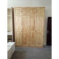烟台瑞馨家具高档实木衣柜定制、中式衣柜、欢迎到店来。物优价廉。