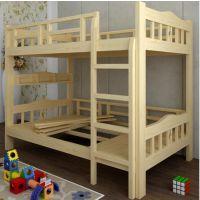 四川实木公寓床实木高低床厂家