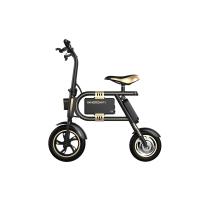 INMOTION乐行天下P1可折叠电动自行车锂电超轻迷你微电动车成人代步便携车