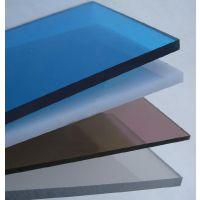 苏州台创板材供应pv阳光板雨棚PC实心耐力板系列