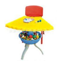 宝贝桌 儿童桌椅 搭拼桌 幼儿园桌