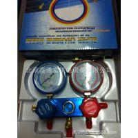 批发高品质制冷工具空调冷媒加氟表组CT-136G-R22