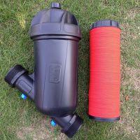 2寸63Y型水处理杂质 微滴微喷用品 可拆清洗叠片过滤器 科美园艺13949690890