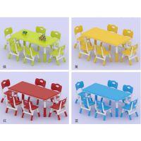 塑料课桌、儿童桌椅、儿童家具