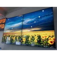 福建壁挂式液晶拼接屏厂家福州46寸高清电视墙完美大屏显示