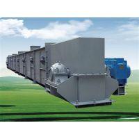 拉链机是一种用于水平(或倾斜≤15°)输送粉状、粒状、小块状物料的新产品