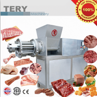 特利源TLY300不锈钢肉泥加工 骨肉分离机