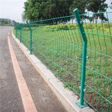 工业园区护栏网厂家 花坛护栏 工业围栏网