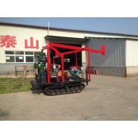 徐州中地文登150A型履带式钻机