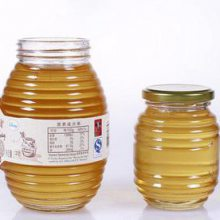 宏华制造玻璃酱菜瓶190毫升150克