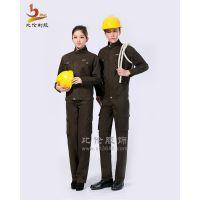 上海企业工作服加工秋冬男女职业服装促销服BL-QD56