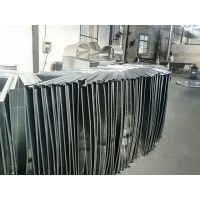重庆江北区风管安装,风管加工制作,0.5-1.2mm镀锌白铁皮风管安装