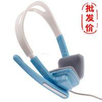 乐普士LPS-1005 台式笔记本耳机 带麦克风 语音 头戴式耳机 批发