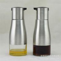 工厂直销 玻璃油瓶 调味瓶 家居厨房礼品套装 玻璃油壶  酱油醋瓶