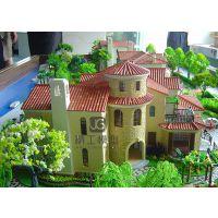 供应福建精工模型来图定制动态智能别墅私家园林沙盘模型