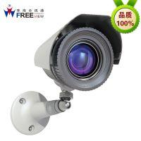 全视通 FM501P10 100W像素网络监控感应红外光挂墙式IP摄像机