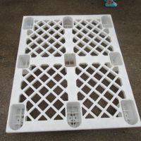 出售十堰网格九脚塑料托盘 塑料周转托盘 塑料储存托盘