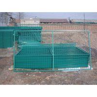 安华直销 8*16 4.5mm铁路护栏网 框架护栏网 热镀锌处理 优质优良