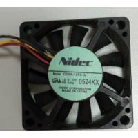 Nidec 5010 12V 5CM风扇 CPU 机箱 显卡 工控机风扇 D05X-12TS A