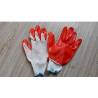 13针尼龙丁腈防护手套