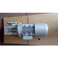 凸轮分割器常用铝合金涡轮减速机NMRV075/25-F2 刹车电机YEJ90S-4-1.1KW