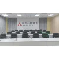 绵阳银行翻转电脑会议桌 科桌K185学校电教室 手动翻转桌 智能办公电脑桌 简约