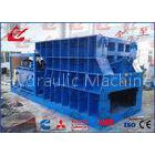 Waste Metal Scrap Shearing Machine , Scrap Metal Machines 1400mm Blade Length