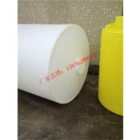 专业生产济南环保水处理CPT-2000L锥底水箱 2000升pe塑料水箱2吨 pe储罐批发